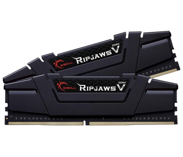 G.SKILL 32GB (2x16GB) 3200MHz CL16  Ripjaws V Black - 266765 - zdjęcie 3