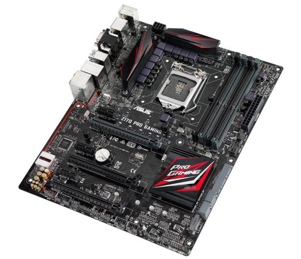 ASUS Z170 PRO GAMING (3xPCI-E DDR4) - 252941 - zdjęcie 4
