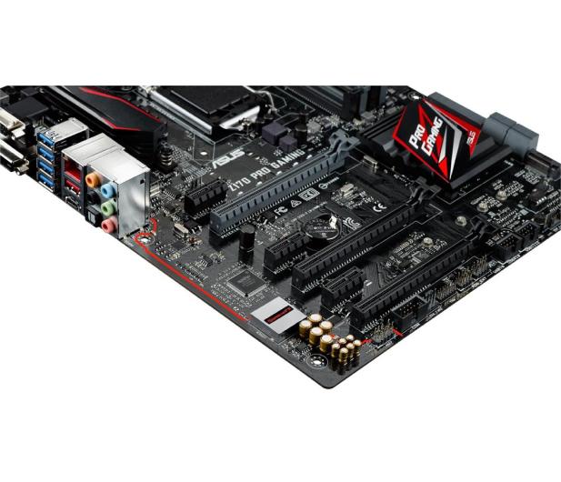 ASUS Z170 PRO GAMING (3xPCI-E DDR4) - 252941 - zdjęcie 6