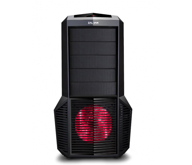 Zalman Z11 PLUS HF1 czarna USB 3.0  z oknem - 186413 - zdjęcie 2