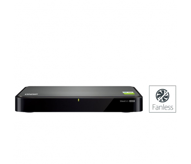 QNAP HS-251+ (2xHDD, 4x2-2.42GHz, 2GB, 4xUSB, 2xLAN) - 289936 - zdjęcie 4