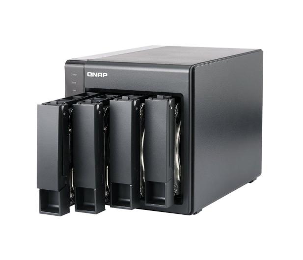 QNAP TS-451+-8G (4xHDD, 4x2-2.42GHz, 8GB, 4xUSB, 2xLAN) - 289945 - zdjęcie 3
