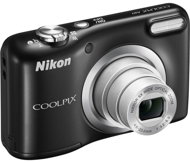 Nikon Coolpix A10 czarny + futerał  - 290800 - zdjęcie 2