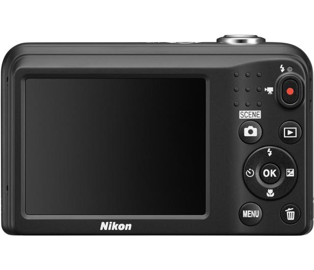 Nikon Coolpix A10 czarny + futerał  - 290800 - zdjęcie 4
