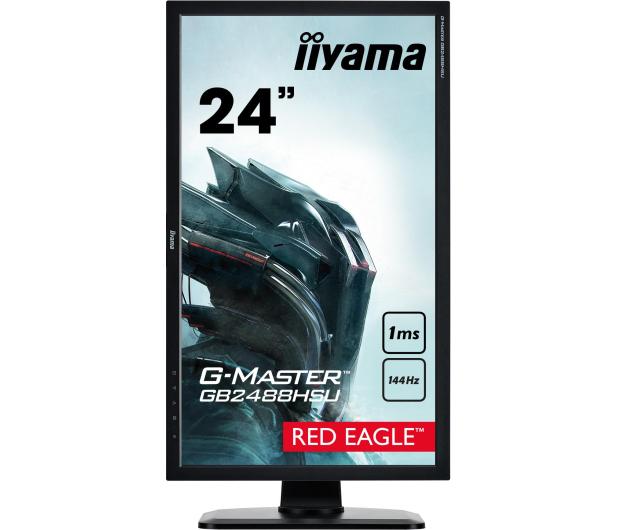 iiyama GB2488HSU czarny - 179257 - zdjęcie 2