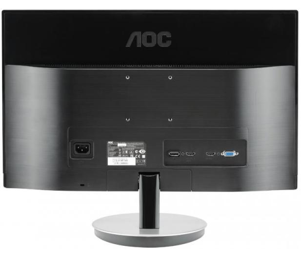 AOC I2269VWM czarny - 172817 - zdjęcie 3