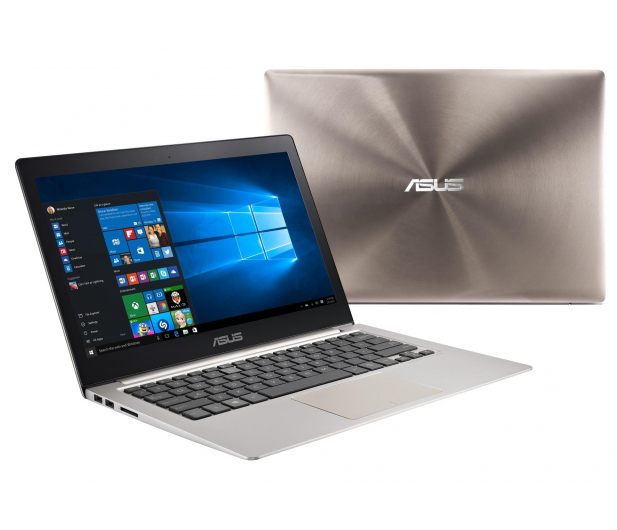 ASUS ZenBook UX303UB-8 i5-6200U/8GB/240SSD/Win10 GT940 - 270900 - zdjęcie