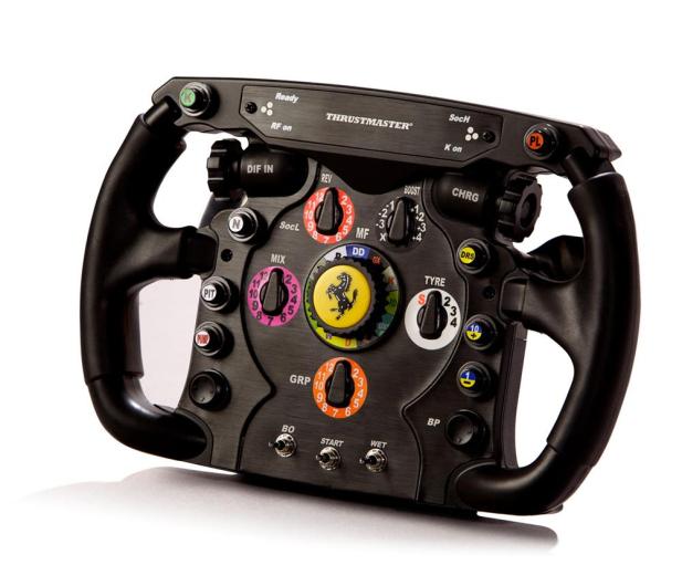 Thrustmaster Ferrari F1 Add on (PC, PS3) - 244266 - zdjęcie