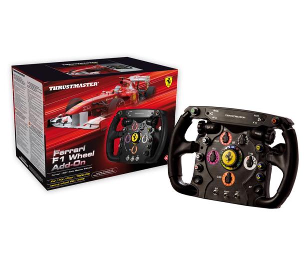 Thrustmaster Ferrari F1 Add on (PC, PS3) - 244266 - zdjęcie 4