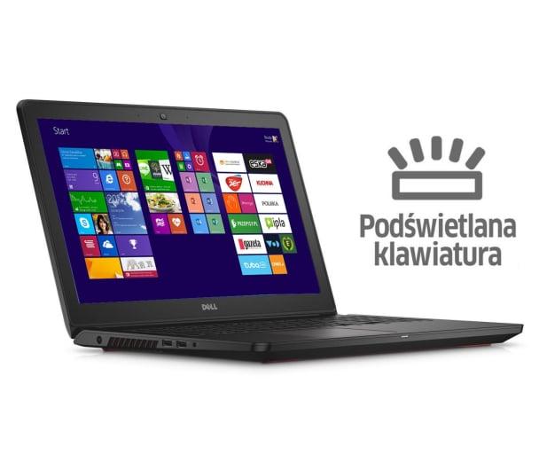 Dell Inspiron 7559 i5-6300HQ/8GB/256+1000/Win8X GTX960 - 268260 - zdjęcie 2