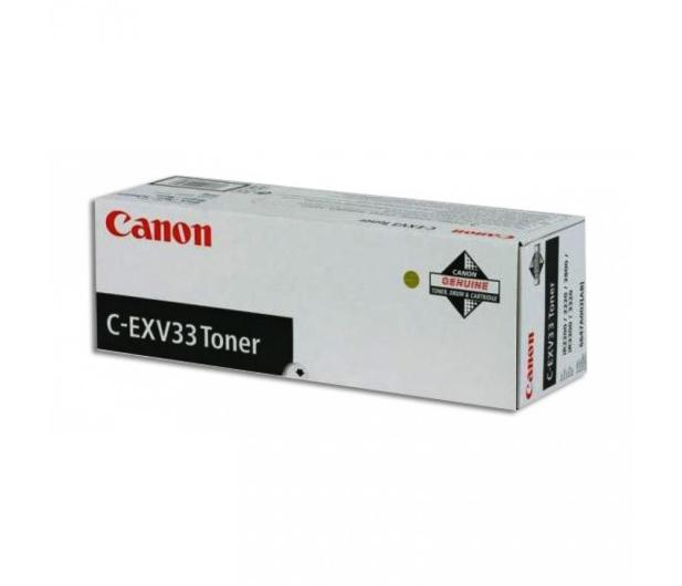 Canon C-EXV33 black 14600str. - 56070 - zdjęcie 4