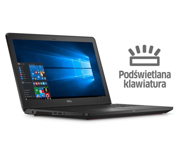 Dell Inspiron 7559 i5-6300HQ/8GB/1000/Win10 FHD GTX960 - 263184 - zdjęcie 2