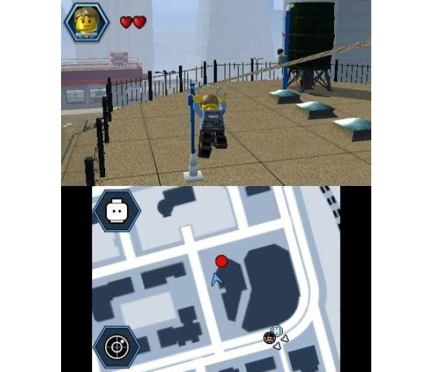 Nintendo 3DS LEGO City Undercover: The Chase Begins - 290133 - zdjęcie 4