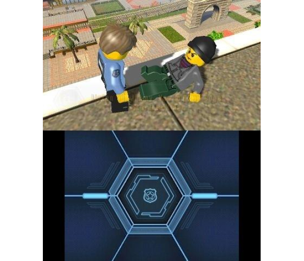 Nintendo 3DS LEGO City Undercover: The Chase Begins - 290133 - zdjęcie 2