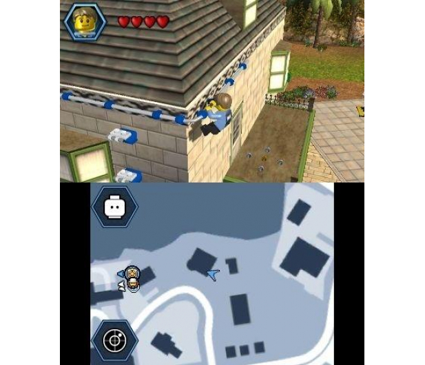 Nintendo 3DS LEGO City Undercover: The Chase Begins - 290133 - zdjęcie 6