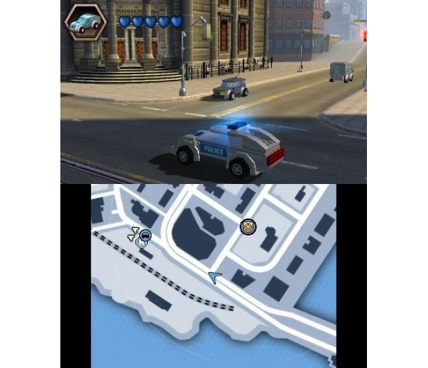 Nintendo 3DS LEGO City Undercover: The Chase Begins - 290133 - zdjęcie 5