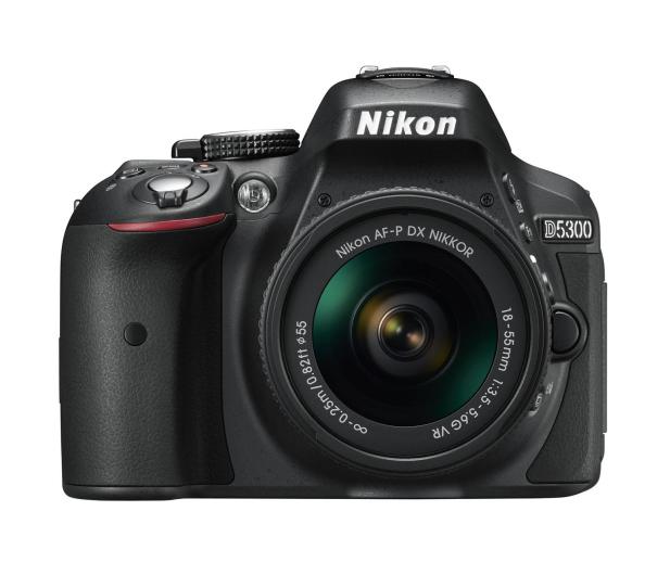 Nikon D5300 + AF-P 18-55 VR  - 289173 - zdjęcie 3