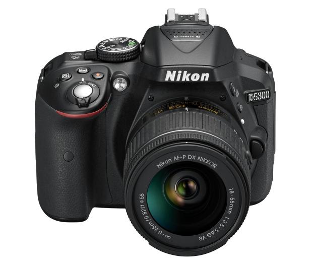 Nikon D5300 + AF-P 18-55 VR  - 289173 - zdjęcie 2