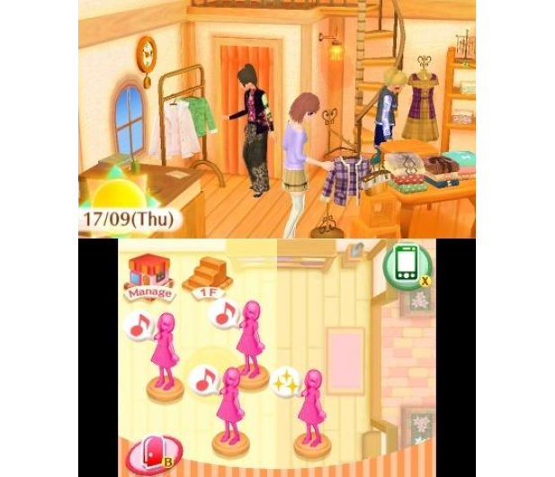 Nintendo 3DS New Style Boutique 2 - Fashion Forward - 290069 - zdjęcie 4