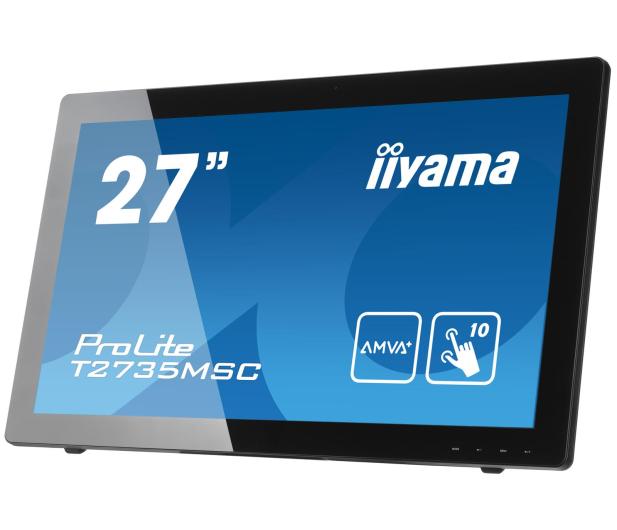 iiyama T2735MSC-B2 dotykowy - 281150 - zdjęcie 2