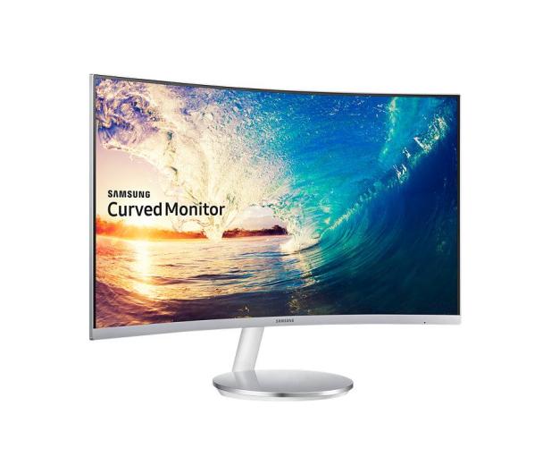 Samsung C27F591FDUX Curved - 292922 - zdjęcie 3