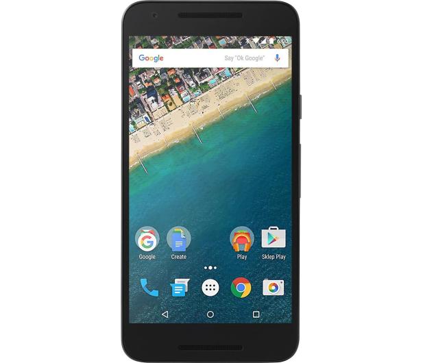 LG Nexus 5X 32GB czarny - 266422 - zdjęcie 2