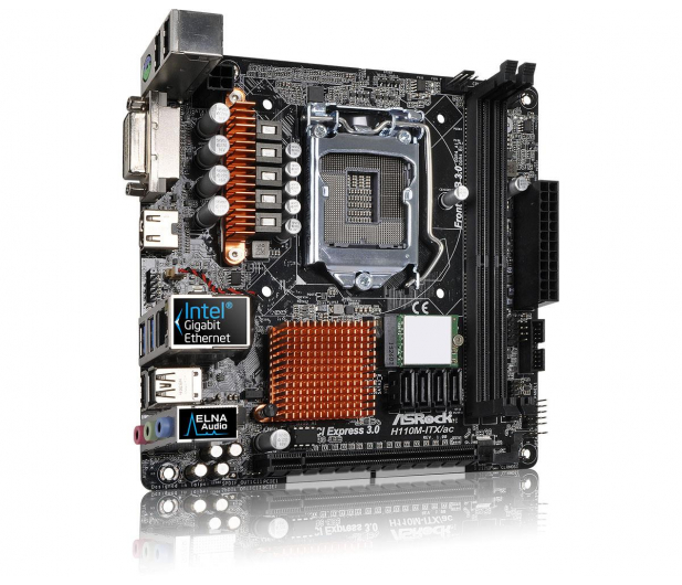 ASRock H110M-ITX/AC - 285920 - zdjęcie 3