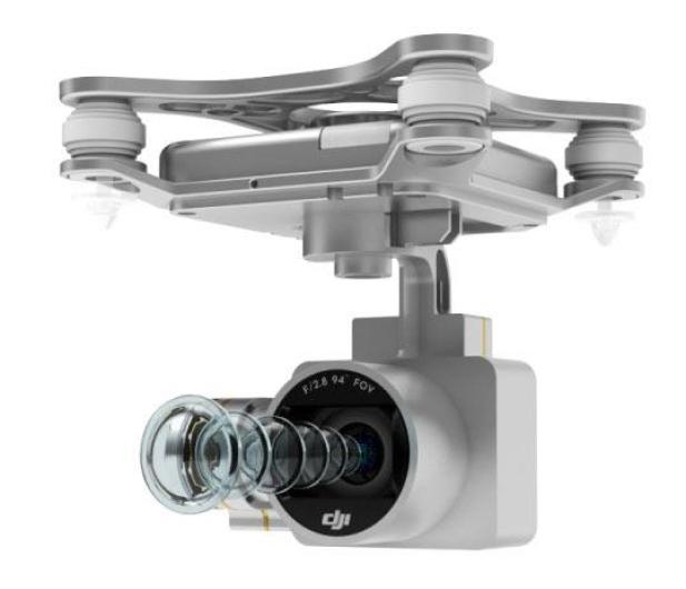 DJI Phantom 3 Standard biały - 285952 - zdjęcie 4