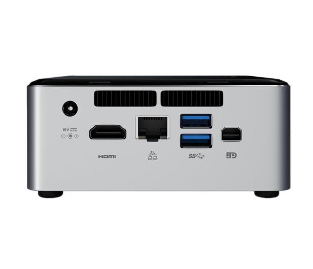 """Intel NUC i5-6260U/8GB/256SSD/Win10X 2.5""""SATA M.2 - 279345 - zdjęcie 3"""