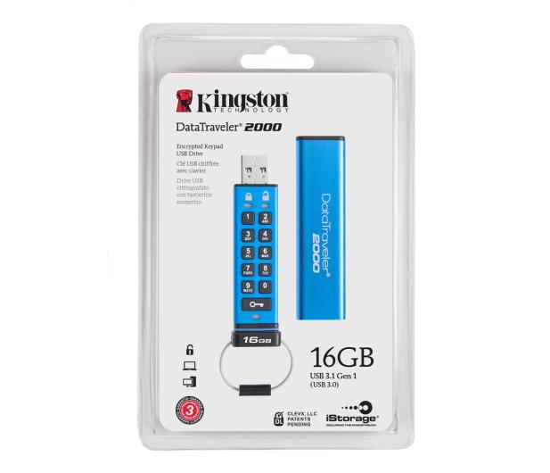 Kingston 16GB DataTraveler (USB 3.1 Gen 1) 120MB/s - 286823 - zdjęcie 3