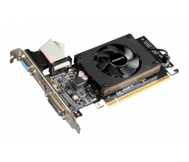 Gigabyte GeForce GT 710 2GB DDR3  - 288213 - zdjęcie 2