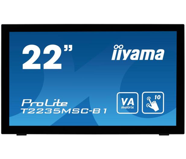 iiyama T2235MSC dotykowy - 280028 - zdjęcie 2