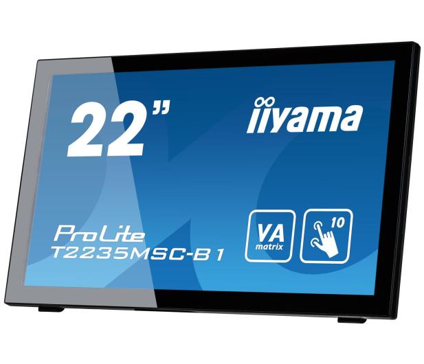 iiyama T2235MSC dotykowy - 280028 - zdjęcie
