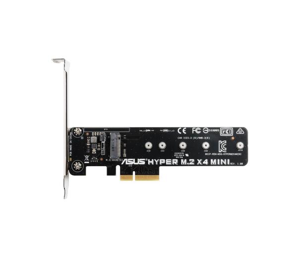 ASUS HYPER M.2 X4 MINI CARD PCI Express 3.0 - 296678 - zdjęcie