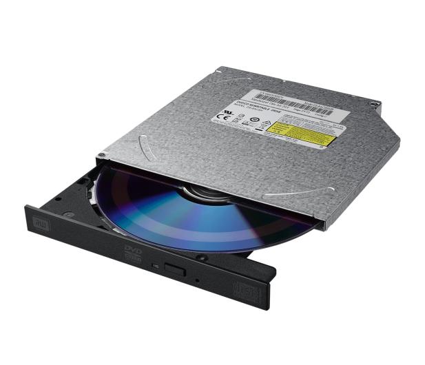 Lite-On  DS-8ACSH Slim Sata 12,7mm Czarny OEM - 296431 - zdjęcie