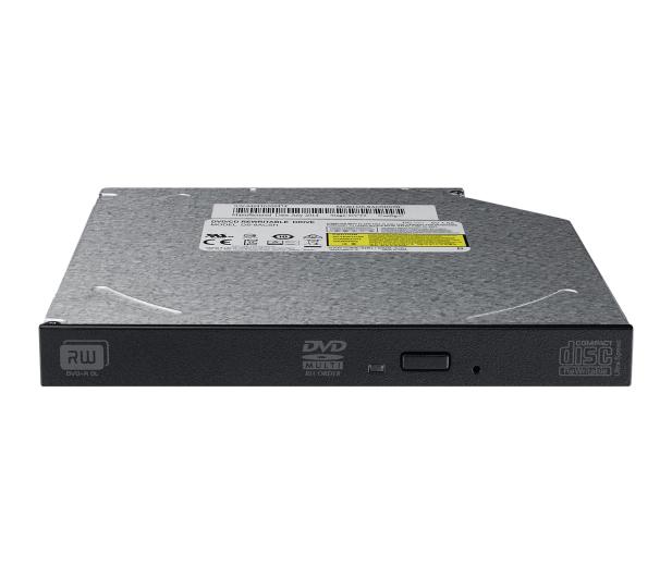 Lite-On  DS-8ACSH Slim Sata 12,7mm Czarny OEM - 296431 - zdjęcie 2