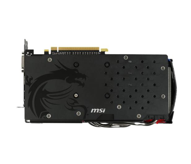 MSI Radeon R9 380 4096MB 256bit Gaming - 246379 - zdjęcie 4