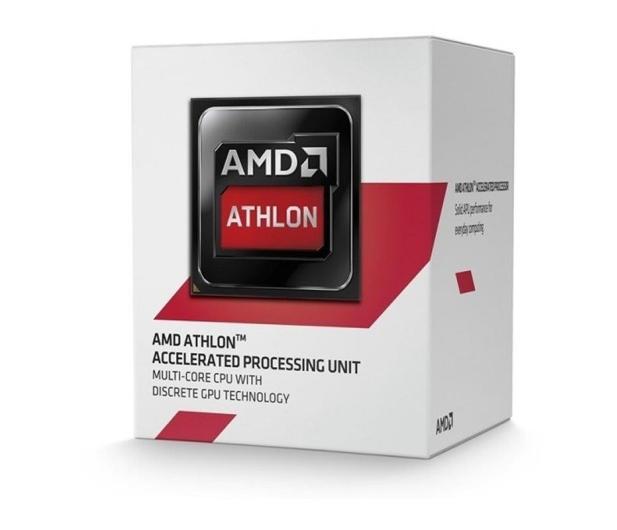 AMD 5370 2.20 GHz 2MB BOX 25W - 297185 - zdjęcie