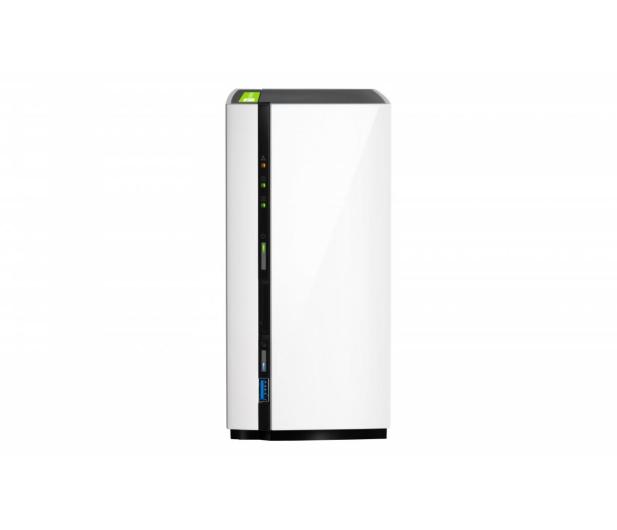 QNAP TS-228 (2xHDD, 2x1.1GHz, 1GB, 2xUSB, 1xLAN) - 298359 - zdjęcie 3