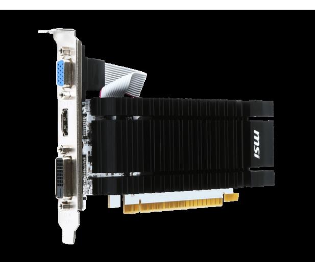 MSI GeForce GT 730  Low Profile 2GB DDR3 - 298684 - zdjęcie 3
