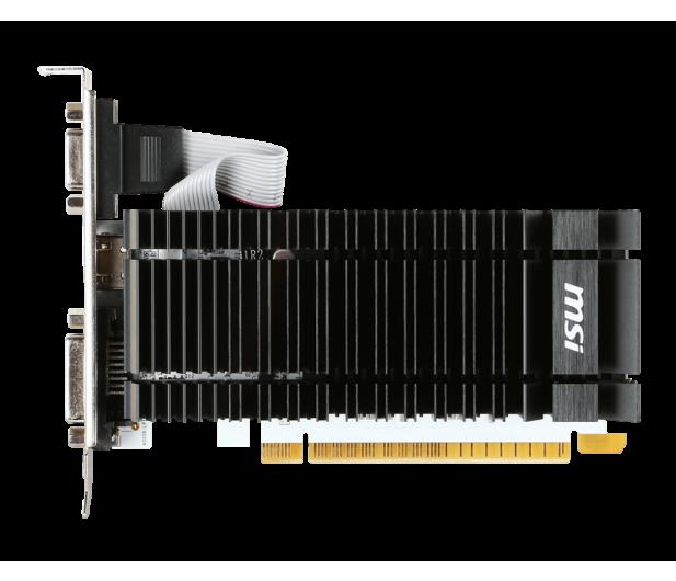 MSI GeForce GT 730  Low Profile 2GB DDR3 - 298684 - zdjęcie 2