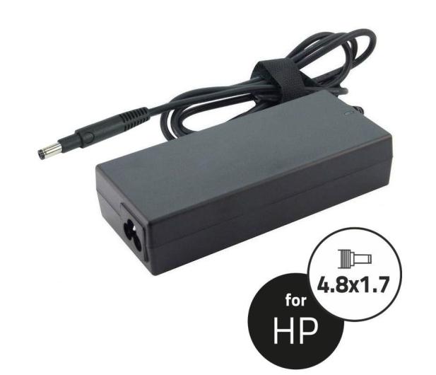 Qoltec Dedykowany do HP 65W 19.5V 3.33A 4.8*1.7 - 294309 - zdjęcie