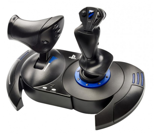 Thrustmaster T-FLIGHT HOTAS 4 PC/PS4 - 421729 - zdjęcie 4