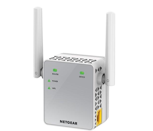 Netgear EX3700 (802.11ab/g/n/ac 750Mb/s) plug repeater - 259827 - zdjęcie 2