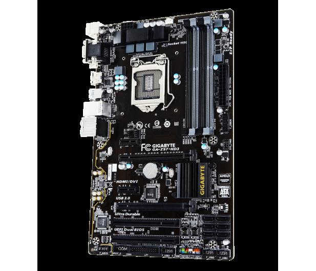 Gigabyte GA-Z97-HD3 (Z97 2xPCI-E DDR3) - 186080 - zdjęcie 2