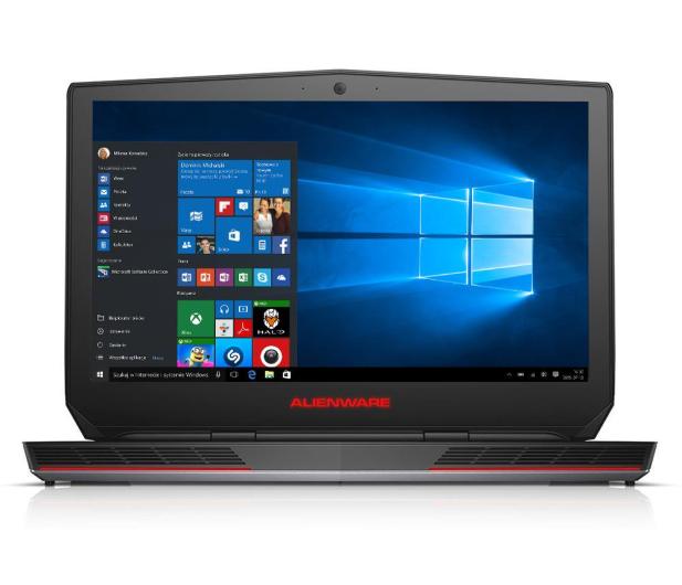 Dell Alienware 15 i7-6700HQ/16GB/256+1000/10Pro GTX970M - 335458 - zdjęcie