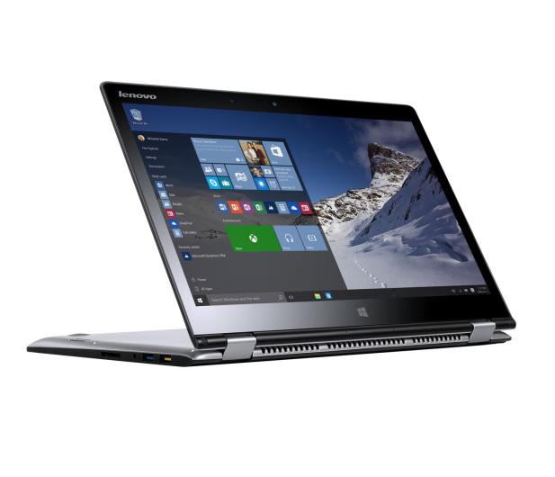 Lenovo Yoga 700 14 i7-6500U/8GB/256/Win10 GT940M Srebrny - 284253 - zdjęcie