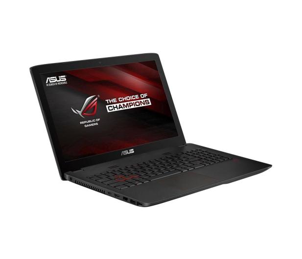 ASUS GL552VW-XO169D i5-6300HQ/4GB/1TB/DVD GTX960 - 281660 - zdjęcie 2