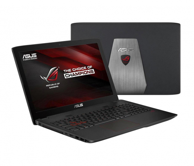 ASUS GL552VW-DM351D-16 i7-6700HQ/16GB/1TB/DVD GTX960  - 281097 - zdjęcie