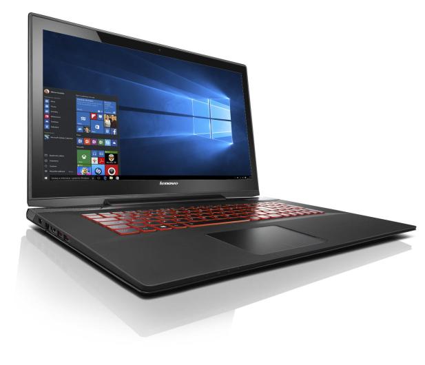 Lenovo Y70-70 i7-4720HQ/8GB/1000/Win10 GTX960M Touch - 267366 - zdjęcie 2